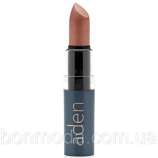 """Помада для губ Aden Hydrating lipstick """"Peru"""" № 12"""