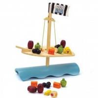 Деревянная игрушка Игра-головоломка балансир Stormy Seas HAPE 897533
