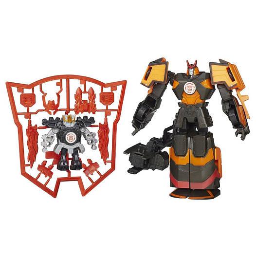 Transformers - Autobot Drift & Jetstorm (Трансформеры Robots in Disguise Mini-Con Deployers)