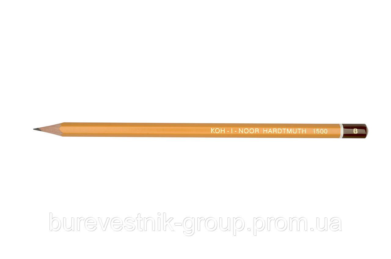 Карандаш  Koh-I-Noor 1500 B