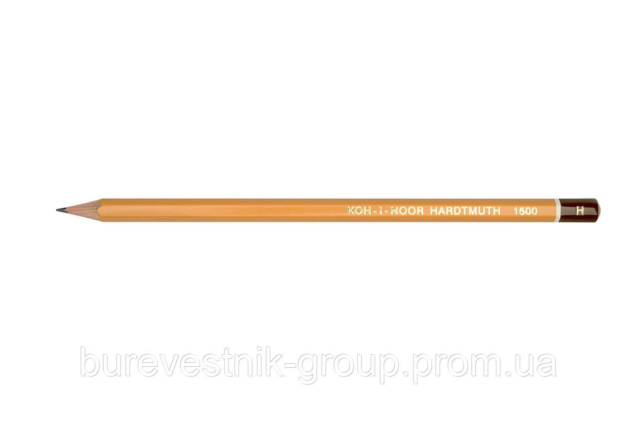 Карандаш  Koh-I-Noor 1500 H