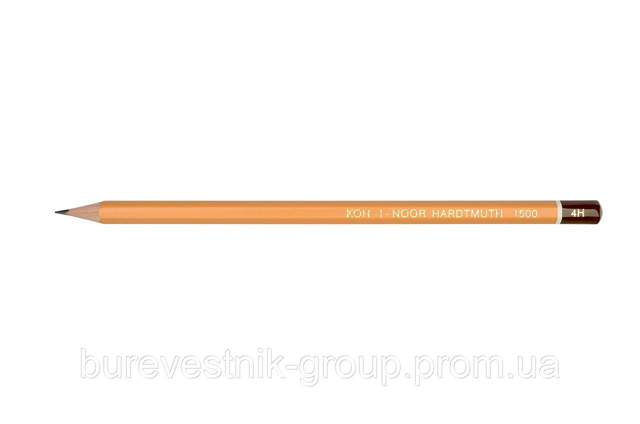 Олівець Koh-I-Noor 1500 4H