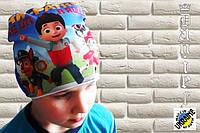 Детские весенние шапки