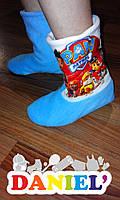 Детские домашние сапожки от производителя