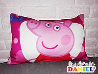 Детская подушка свинка Пеппа