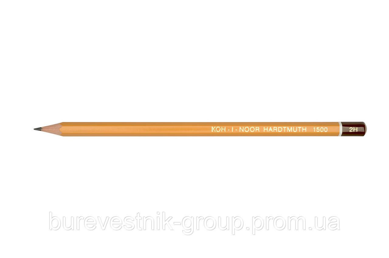 Карандаш  Koh-I-Noor 1500 2H