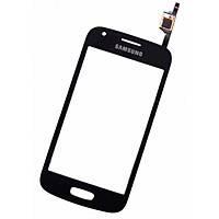 Тачскрин для Samsung S7270/S7272 Galaxy Ace 3 Duos. серый. оригинал (Китай)