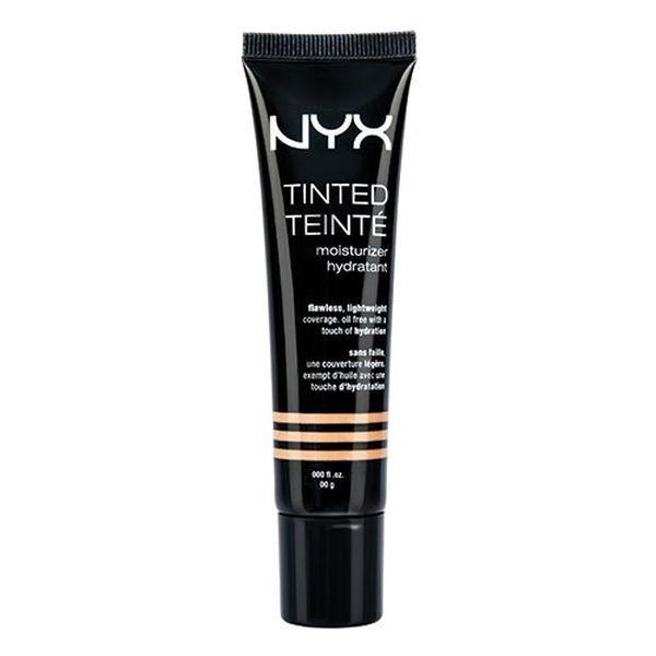NYX TM 01 Tinted Moisturizer Buff - Увлажняющий сверхлегкий тональный крем, 30 мл