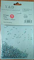 Белые стразы Crystal Llized S5, 1440 шт.