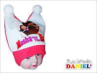 Теплые детские шапки для малышей