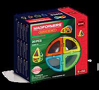 Магнитный конструктор Дуга, 20 элементов, Базовый набор, Magformers