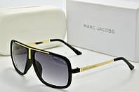 Солнцезащитные очки квадратные Marc Jacobs черные