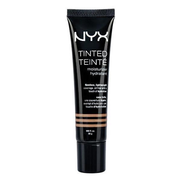 NYX TM 06 Tinted Moisturizer Tan - Увлажняющий сверхлегкий тональный крем, 30 мл