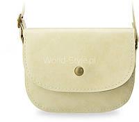 05-19 Бежево-песочная женская сумка модель Ksilla