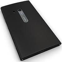 Задняя крышка Nokia 920 Lumia. черная. оригинал (Китай)