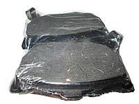 Тормозные дисковые колодки задние Hyundai / KIA (с органической пластиной)