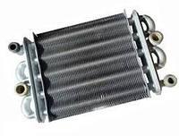2.55.35.064.01 Теплообменник битермический 18 кВт TeploWest 190 мм