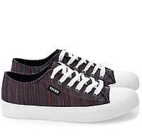 05-19 Черные женские кроссовки модель Berna