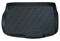 Резиновый коврик в багажник Opel Astra H HB 3/5 дверная 04-09 Lada Locer (Локер)