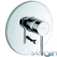 KLUDI BOZZ 386500576 встраиваемый смеситель  для ванной и душа внешняя часть