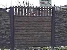 """Еврозабор """"Бревна"""" , фото 3"""