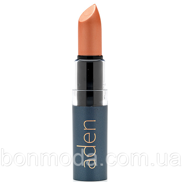 "Aden помада увлажняющая Hydrating lipstick ""Peach"" № 16"