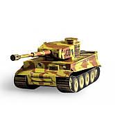 Сборная картонная модель танка TIGER PzKpfw VI 198 УмБум