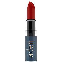 "Aden помада увлажняющая Hydrating lipstick ""Crimson"" № 22"