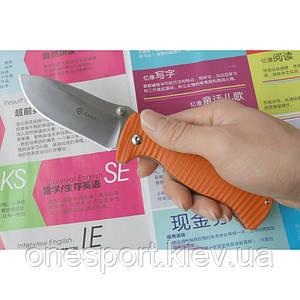 Нож Ganzo G720 оранжевый (код 161-293497)