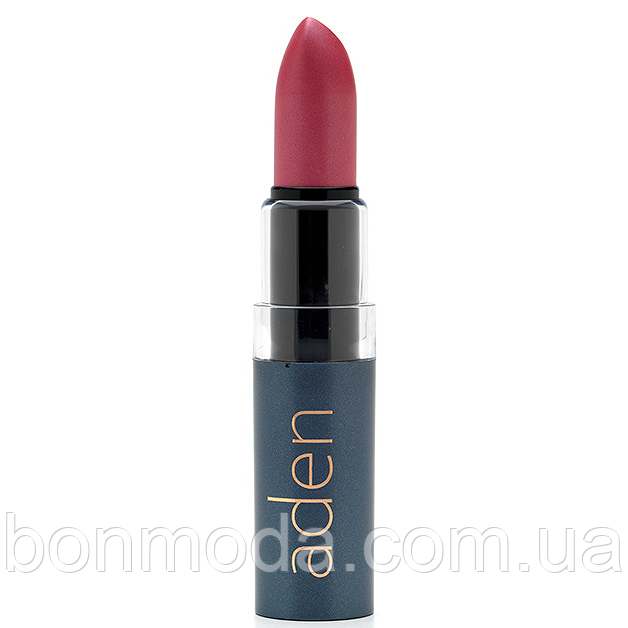 "Aden помада увлажняющая Hydrating lipstick ""Shiny Coral"" № 23"