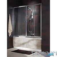 Radaway Vesta DWD170 203170-01 душевая шторка Хром / Прозрачная