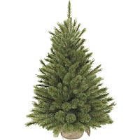 Сосна штучна Forest frosted зелена, 0,9 м, Triumph Tree Edelman + сертификат на 50 грн в подарок (код 131-415420)