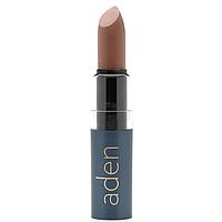 "Aden помада увлажняющая Hydrating lipstick ""Sensual Nude"" ""Чувственный беж"" № 29"
