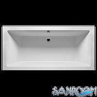 Riho Lusso 190x80 BA59 Ванна акриловая прямоугольная