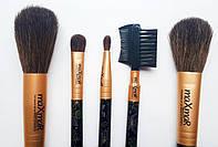Набор кисточек для макияжа 5 шт. MaxMar Professional Brush (МаксМар Профешин Бруш)