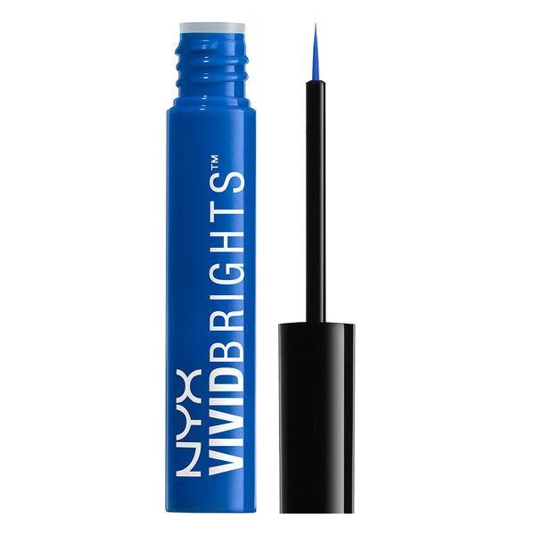 NYX VBL 05 Vivid Brights Liner Sapphire - Яркая подводка для глаз, 2 мл