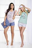 Комплект с шортами 1114 MATYLDA Taro