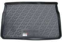 Резиновый коврик в багажник Peugeot  208 HB 12-Peugeot  208 HB 12- Lada Locer (Локер)