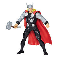 !Уценка! Фигурка Тора, размахивающего молотом - Thor, Initiative, Swings Hammer, Hasbro, Avengers, 15 см