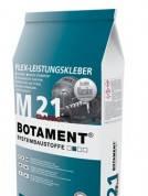 Botament M 21Р – эластичный высокоэффективный клей, цвет белый, 25 кг