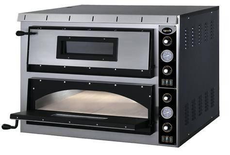 Подовая печь для пиццы Apach AML44, фото 2