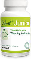 Dolfos Dolvit Junior витаминно-минеральный комплекс для щенков, 90 шт