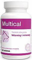 Dolfos Multical витаминно-минеральный комплексдля собак, 90 шт