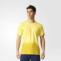 Спортивная футболка мужская для альпинизма adidas TERREX Felsblock AZ7316 - 2017