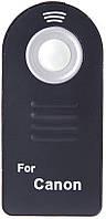 Пульт дистанционного управления MirAks RC-3641 Black (Черный/infrared/беспроводной/для Canon)