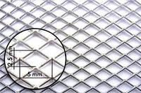 Сетка просечно-вытяжная (60х25х0,5) 10кв.м, фото 1