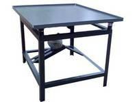 Вибростол для производства тротуарной плитки и заборов 1м. х 1м. (ЭВ-320-380В)