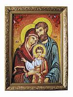 Икона из янтаря (Картины и иконы из янтаря)