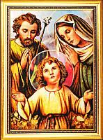 Икона из янтаря Святое дитя (Картины и иконы из янтаря)