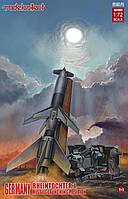 1:72 Сборная модель ракеты Rheintochter 1, Modelcollect UA72072
